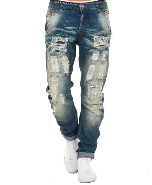 Adrian Hammond jeans Stayhard