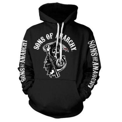 Sons of Anarchy kläder tröja